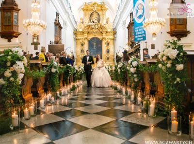 greenery-wedding-planner-warszawa-piekne-dekoracje-w-kosciele